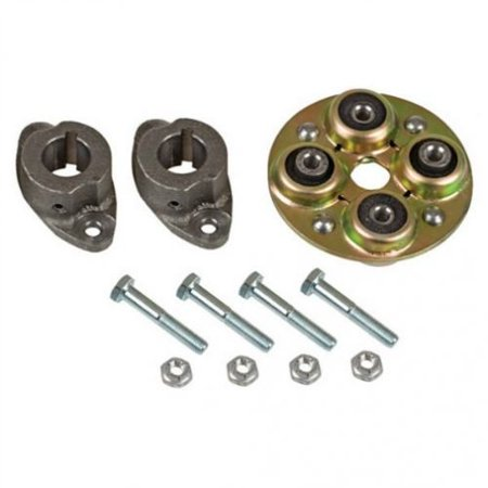 Front Mount Hydraulic Drive Coupler Kit, New, Ford, Massey - Hydraulic Driver