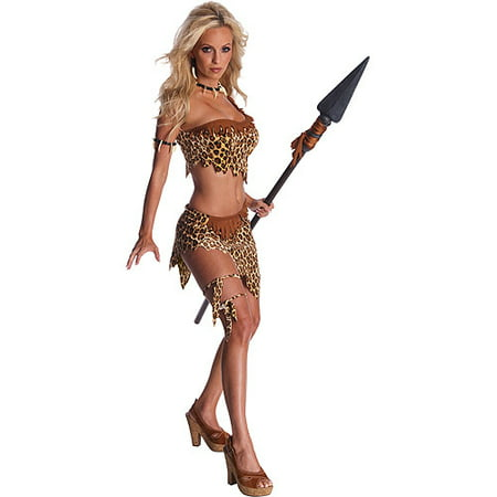 Tarzan Jane Adult Halloween Costume - Tarzan Halloween