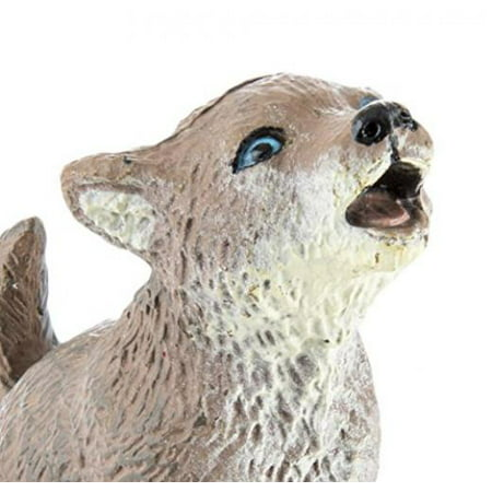 Safari Ltd Wild Safari North American Wildlife Wolf Pup](Gone Wild Safari Halloween)