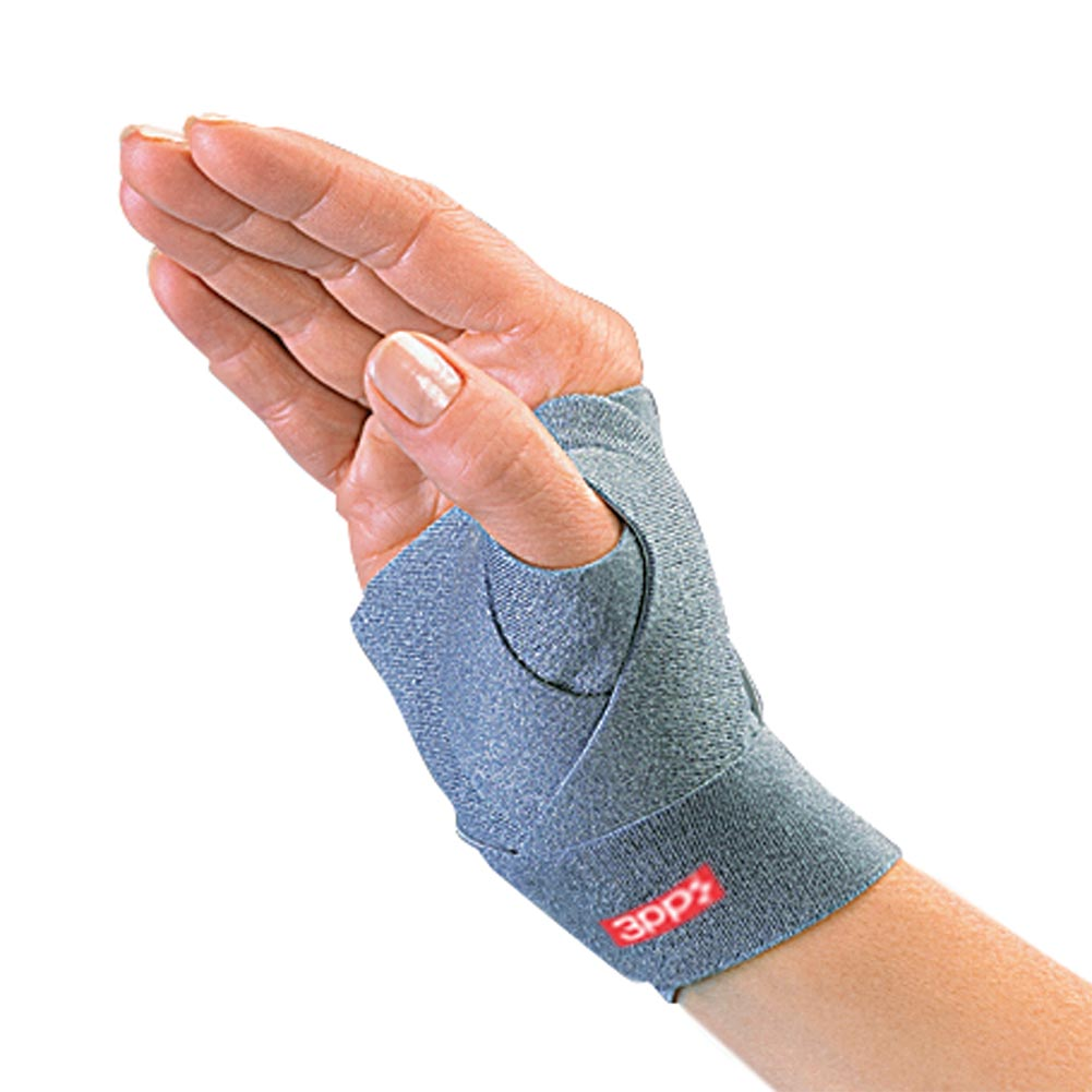 3PP ThumSling Flexible Support Splint for Thumb Relief Left & Right Small/Medium