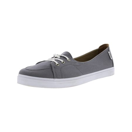 0cbd02a4139147 Vans - Vans Women s Palisades Sf Frost Grey Ankle-High Canvas Fashion  Sneaker - 8M - Walmart.com