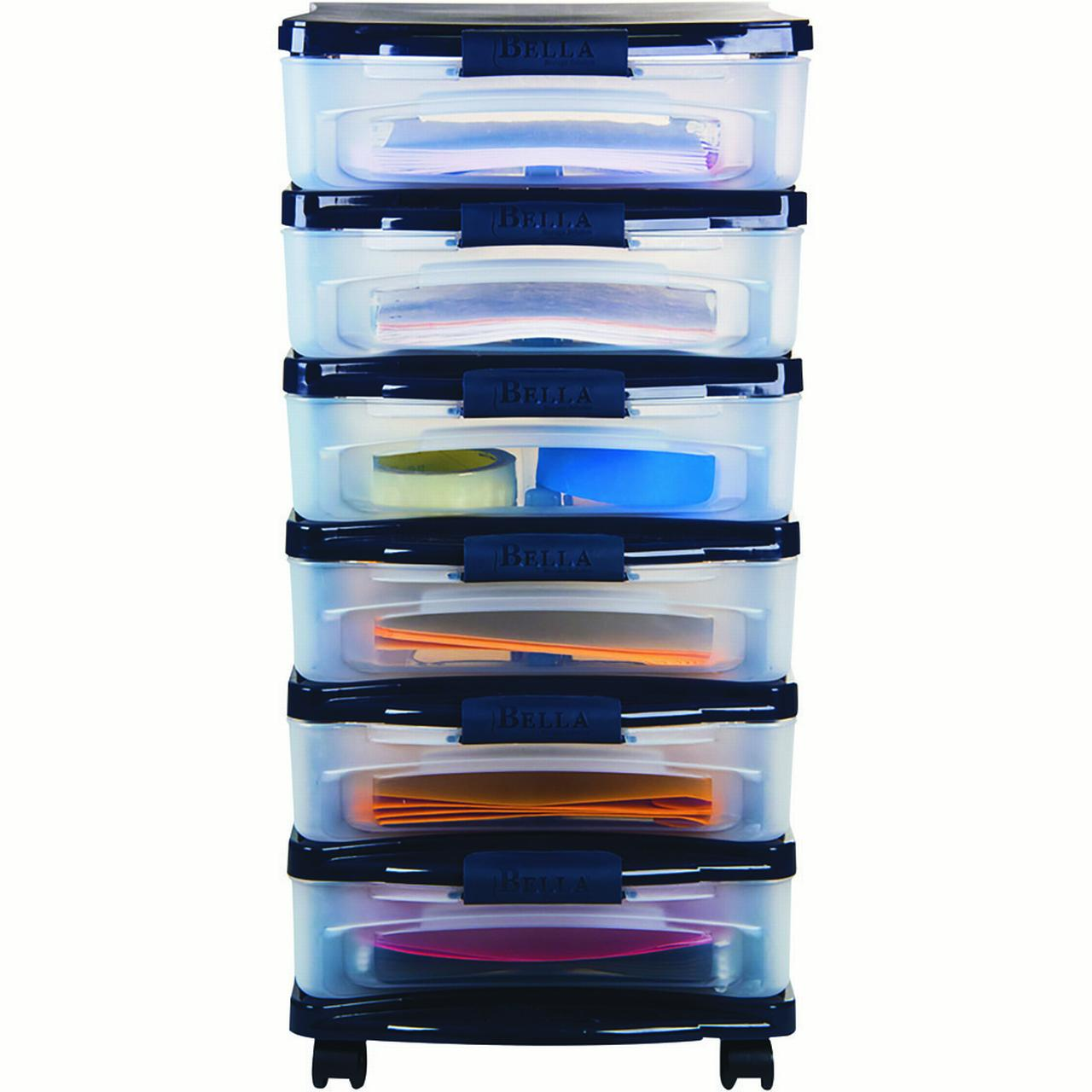 Plastic Storage Drawers Staples