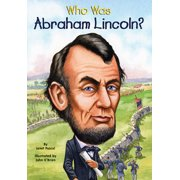 Who Was...?: Who Was Abraham Lincoln? (Hardcover)