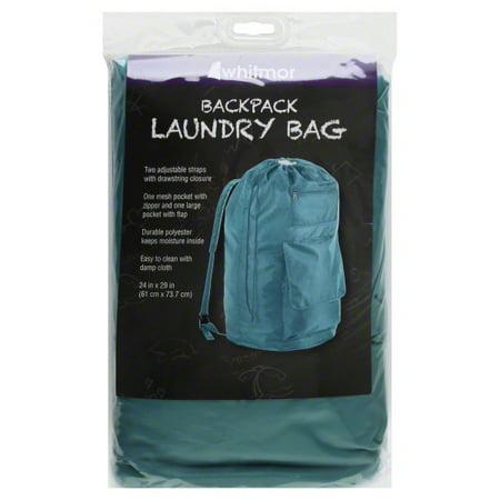 Laundry Bags At Walmart Best Whitmor Backpack Laundry Bag Walmart