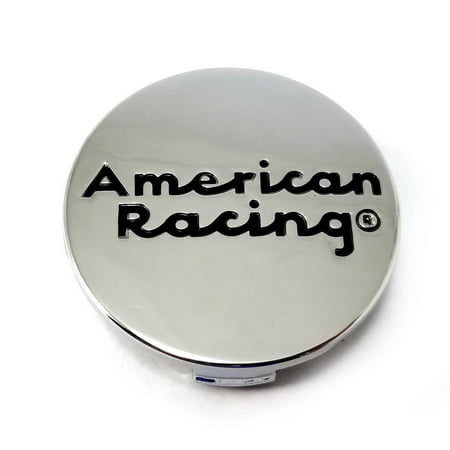 American Racing Chrome 2-1/4