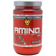 BSN  Amino X, Fruit Punch, 30 SRV