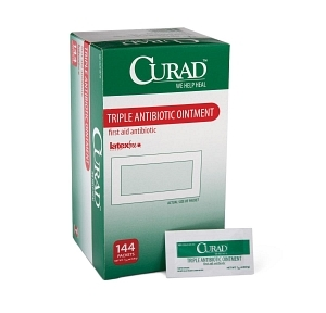 CURAD Triple Antibiotic Ointment - 1 OZ, Ointment - 1 Each / Each