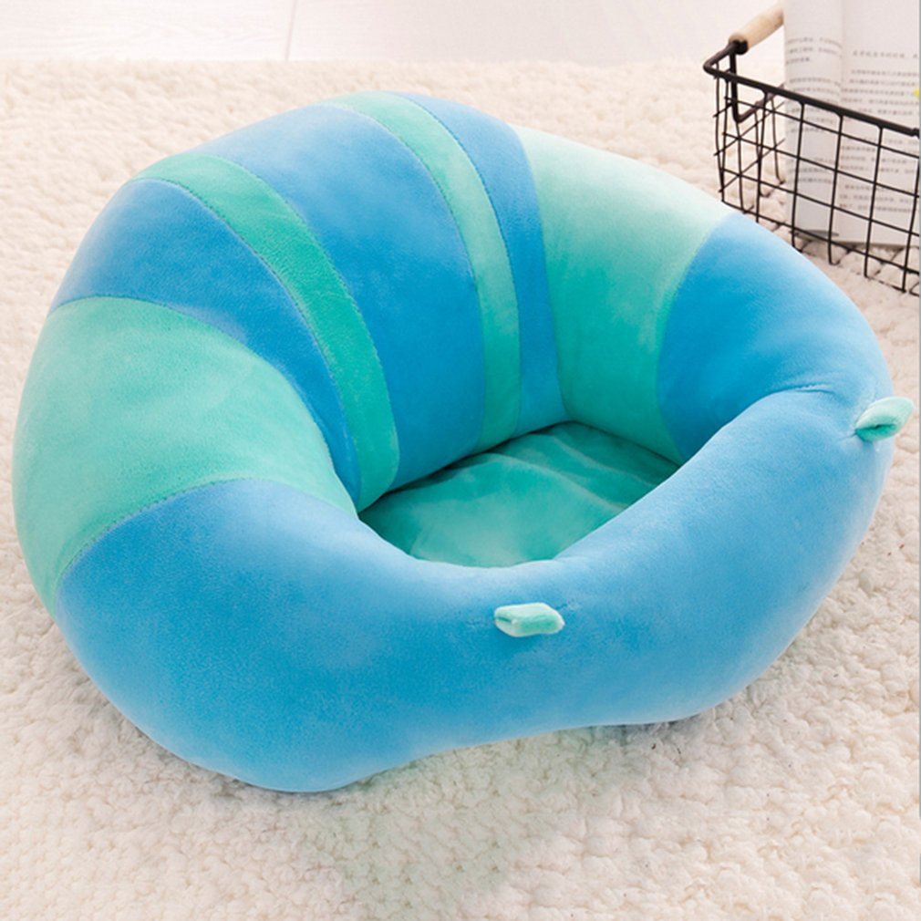 Cotton Baby Support Seat Plush Sofa Soft Baby Infant Learning To Sit Chair
