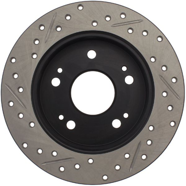 Rides2Racers StopTech Sport Drilled/Slotted Disc 2013-2015