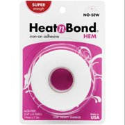 "Heat'n Bond Hem Iron-On Adhesive - Super-.75""X8yd"