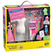 Designed By You Fashion Studio - Craft Kit by Creativity for Kids