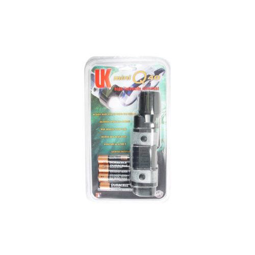 UKEXXX UK14078 UK Mini Q40, w/Mask Strap, Black , Xenon