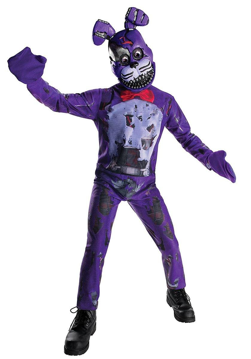 Five Nights At Freddys Value Freddy Kids Costume