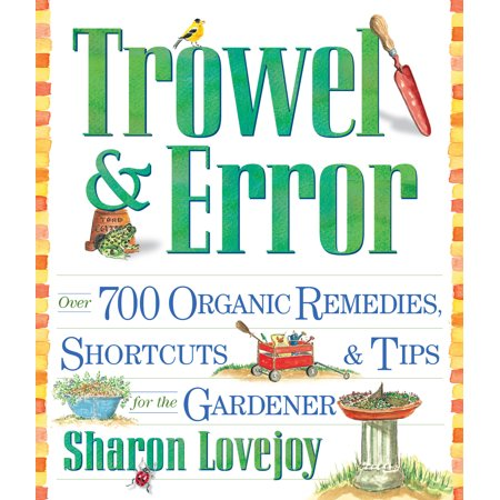 Trowel and Error - Paperback