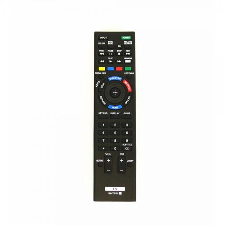 Philip Shaw RM-YD102 1402 Sony Smart LED HDTV Remote Control with Virtual Keyboard, 3D Button & Netflix Button (Shaw Tv Halloween)