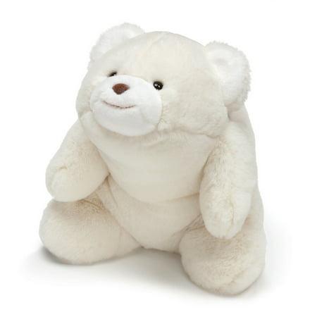"""Gund Snuffles Teddy Bear Plush Stuffed Animal 10"""" Toy, White"""