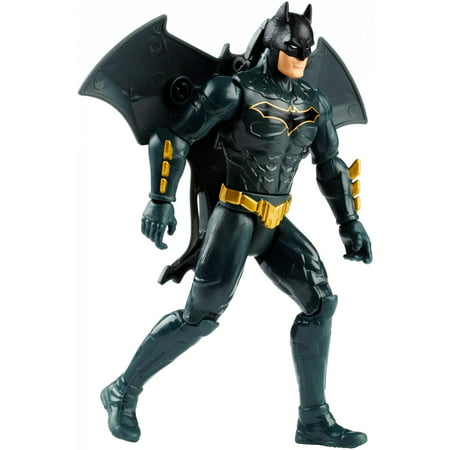 DC Comics Batman Missions 6-Inch Stealth Glider Batman Action Figure - Batman Chair