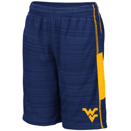 - West Virginia Mountaineers Colosseum Youth Wewak Shorts - Navy