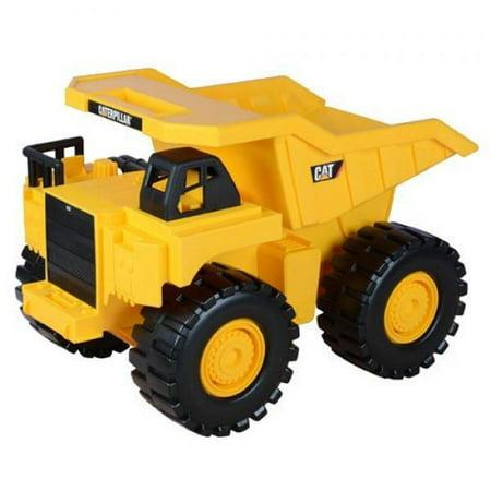 Caterpillar 18 Inch Push Powered Big Rev It Up Dump Truck