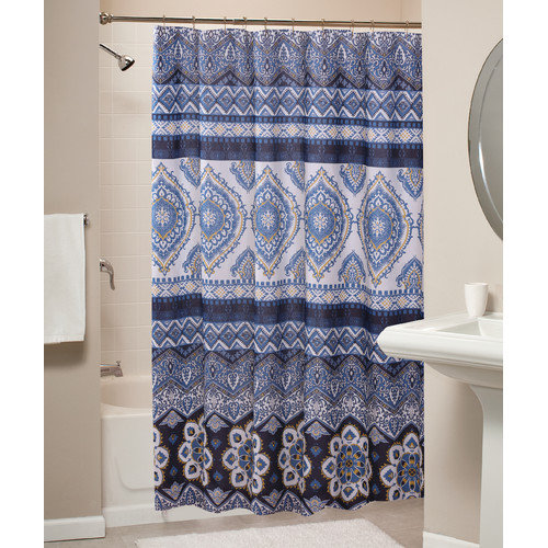 Greenland Home Fashions Medina Shower Curtain