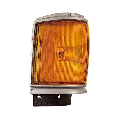 Dorman 1630670 Turn Signal Light For Toyota Pickup, Amber Lens, Plastic (Cheap Plastic Lenses)