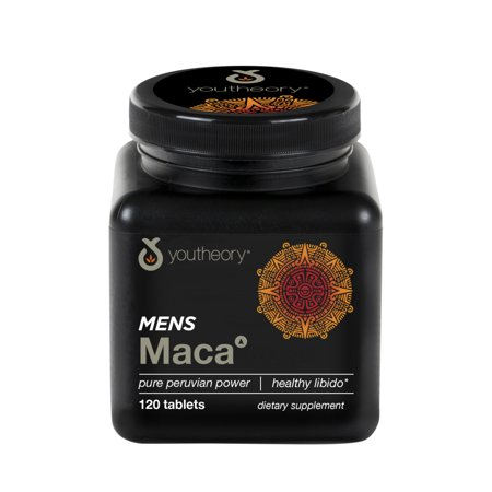 Youtheory Men's Maca Advanced 120 count (1 bottle) ()