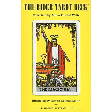 The Rider Tarot Cards (Other)