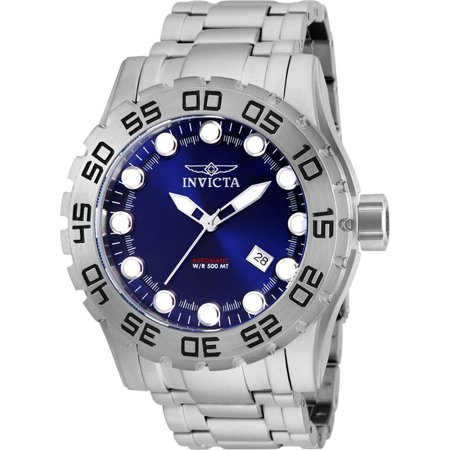 Invicta Men's Pro Diver Automatic 500m Stainless Steel Watch 25091