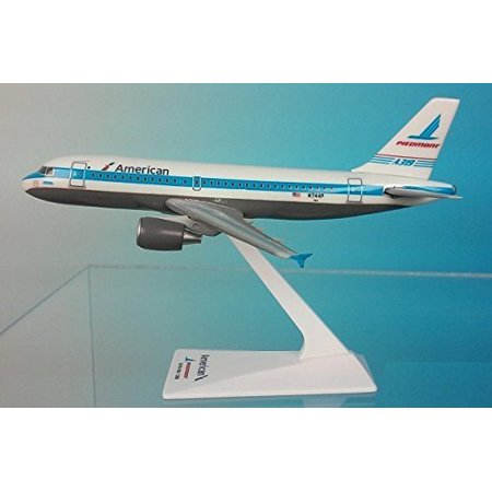Flight Miniatures American Airlines   Piedmont A319 100 1 200 Scale Reg N744p