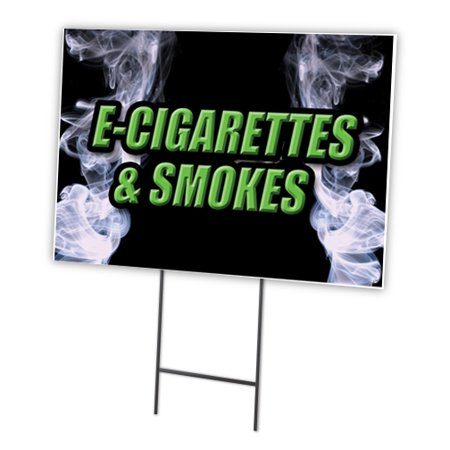 E-CIGS & SMOKES 12