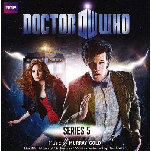 Doctor Who-Series 5: Original Tv Soundtrack