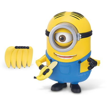 Minions Deluxe Figure Banana Munching - Minion Gifts For Adults