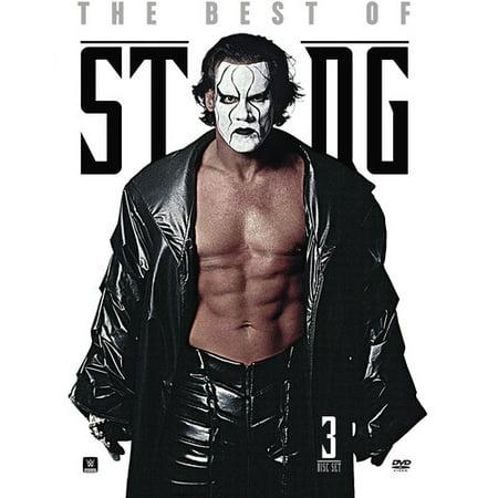 WWE: The Best of Sting - Wwe Best Of Halloween Havoc
