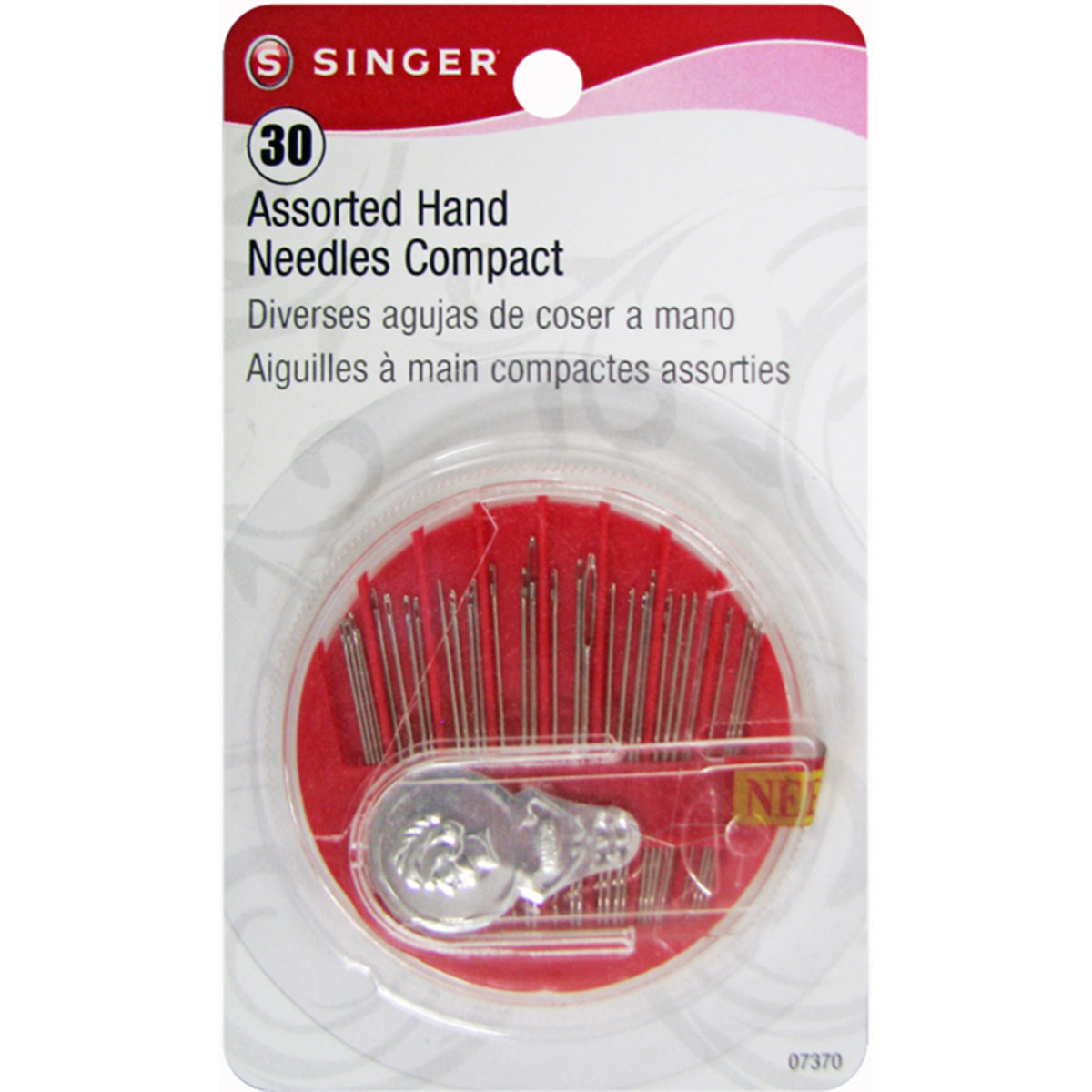 Singer Hand Needle Compact-Assorted 25/Pkg