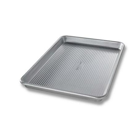 Usa Pan Non Stick Jelly Roll Baking Sheet Pan 10 Quot X 15