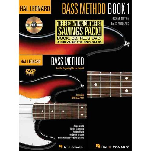 The Beginning Bassist Savings Pack!