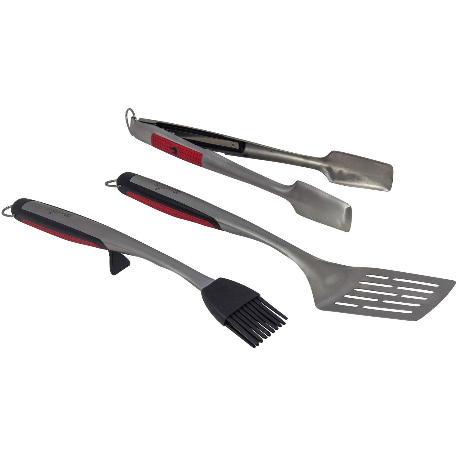 Char-Broil Comfort-Grip 3-Piece Tool Set
