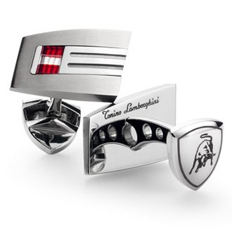 Tonino Lamborghini Corsa Collection Cufflinks
