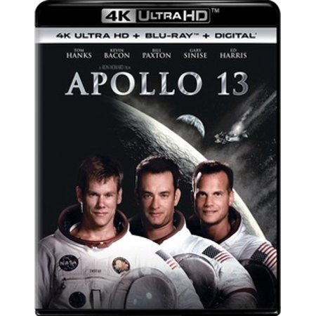 Apollo 13 (4K Ultra HD) (Jason 13 Movie)