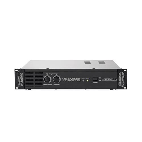 VocoPro VP-600 PRO 2 Space 600W Professional Power Amplifier