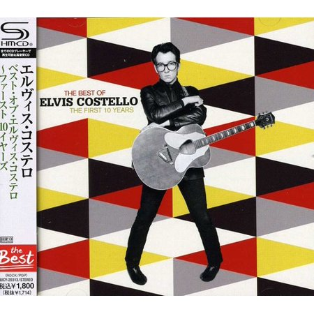 Best of Elvis Costello: First 10 Years