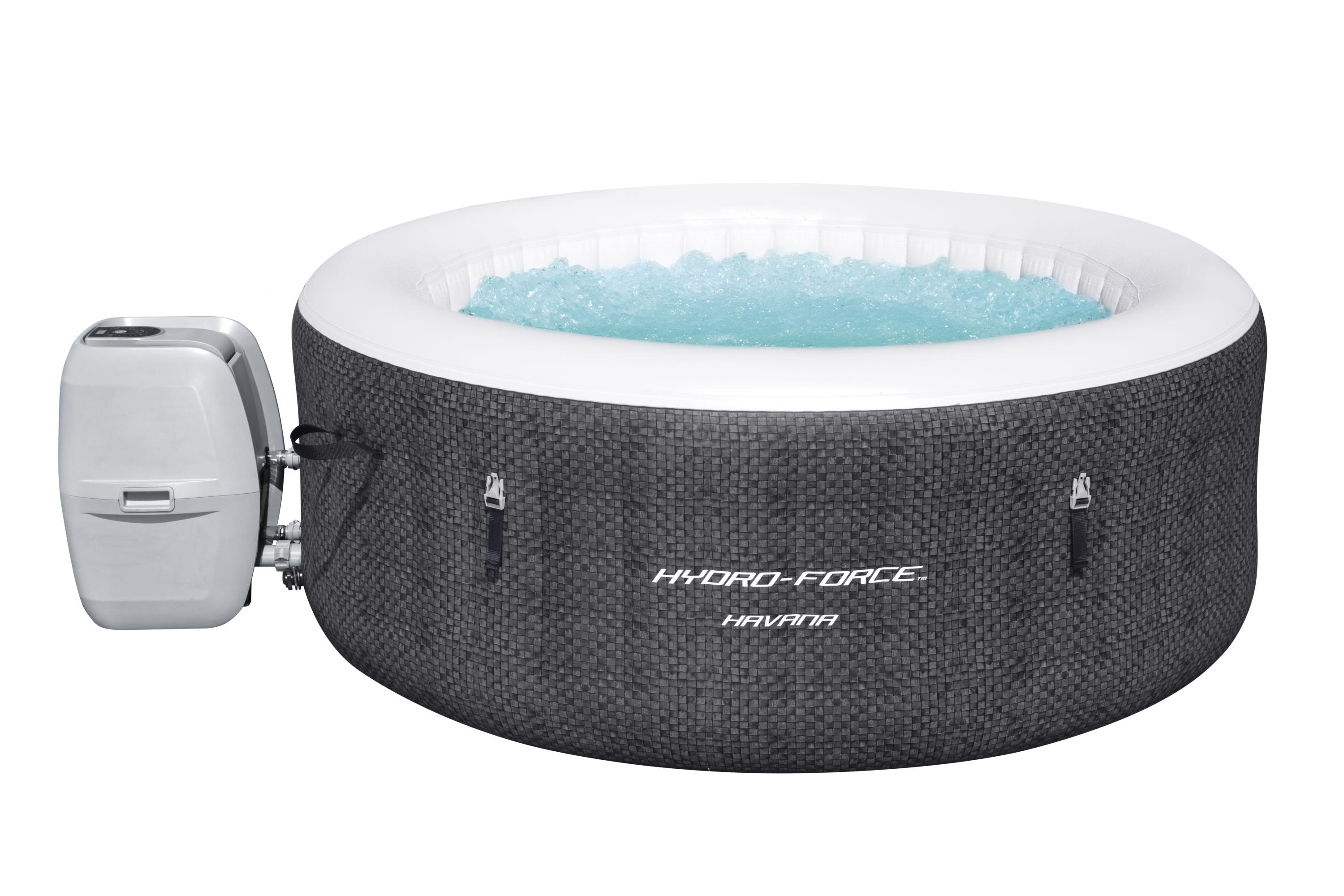 Hydro-Force Havana 2-4 Person Inflatable Hot Tub Spa