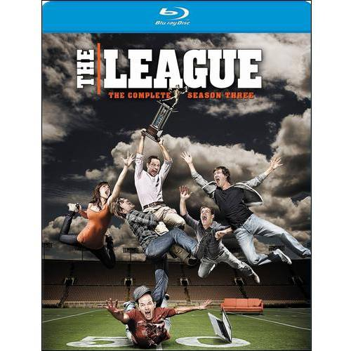 The League: Season Three (Blu-ray)