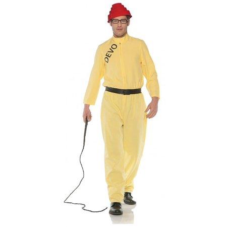 Devo Whip It Plus Size Mens Costume - Costume Whip