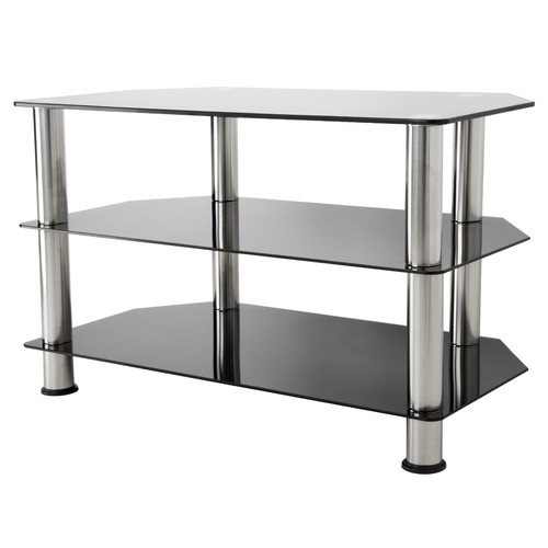 Glass Tv Stands Walmart Com