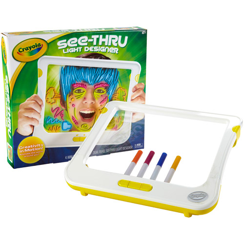Crayola See-Thru Light Designer Kit