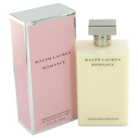 6a06560c9 Ralph Lauren - ROMANCE by RALPH LAUREN ~ Women s Body Lotion 6.7 oz -  Walmart.com