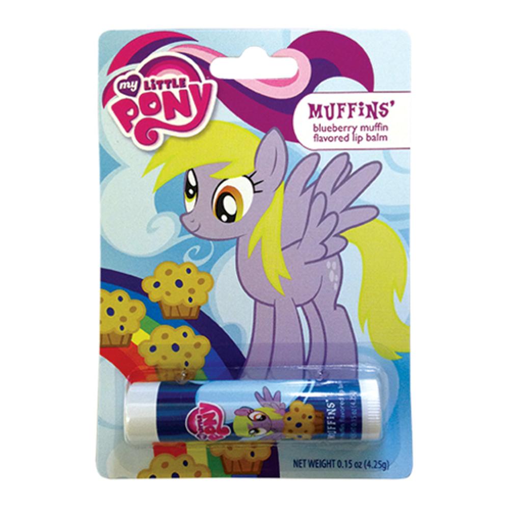 My Little Pony Muffins' Lip Balm Blueberry Muffin Chapstick Xmas -  Walmart.com - Walmart.com