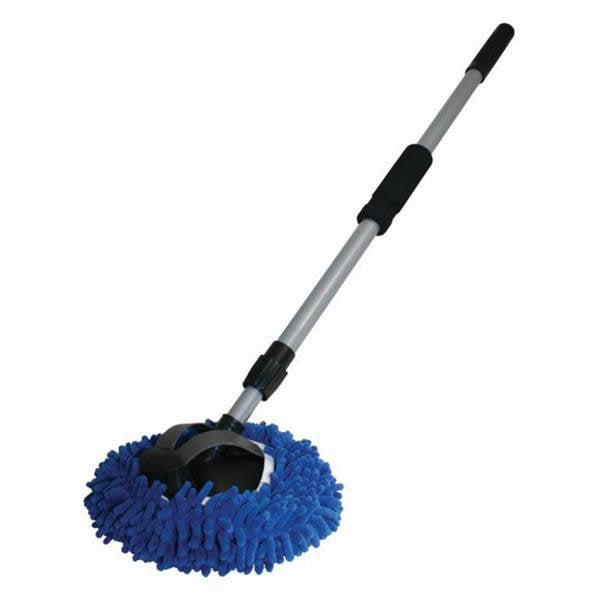 Hopkins Autospa Microfiber Chenille Wash Mop With 48