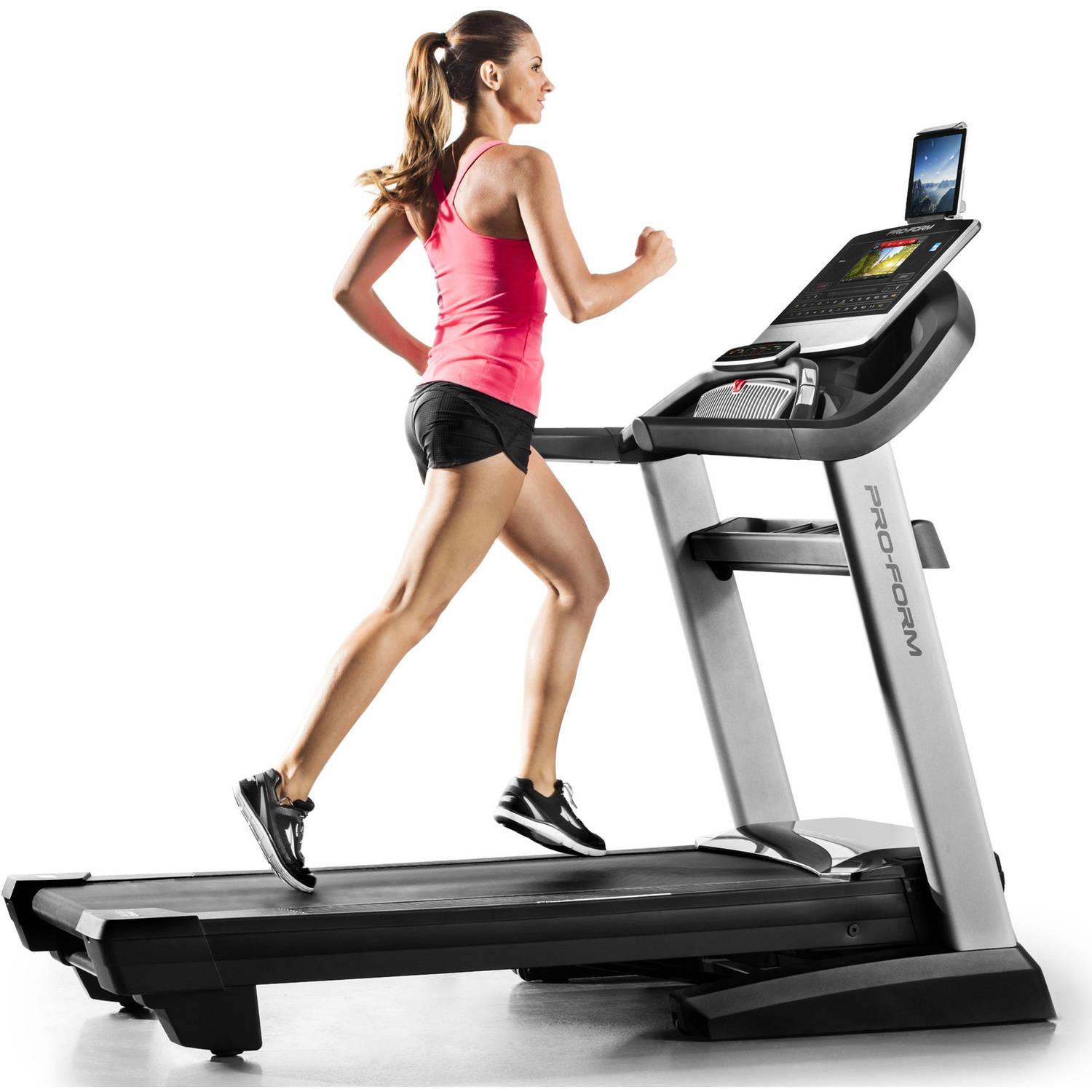"ProForm Pro 9000 Treadmill with 10"" Touchscreen Display and Power Incline/Decline"